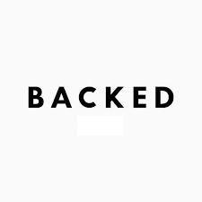 Backed